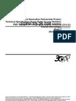 3GPP TS 25.308 V10.0.0 - High Speed Downlink Packet Access (HSDPA) Overall Description