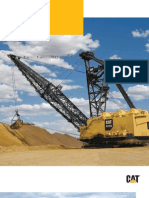 Cat Dragline Product Line