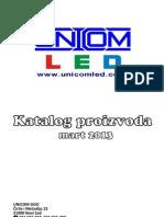 Katalog Unicom Led Svetla