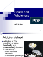 Substance and Drug Addiction