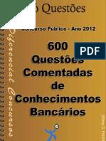 1741_CONHECIMENTOS BANCÁRIOS - Apostila Amostra