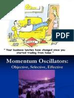 Momentum Oscillators