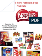 nestle malaysia competetive strategy Marketing strategy of nestle   the products what we are serving to our consumers is the critical point of differentiation for competitive advantage 2.