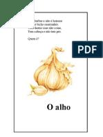 Adivinha - alho