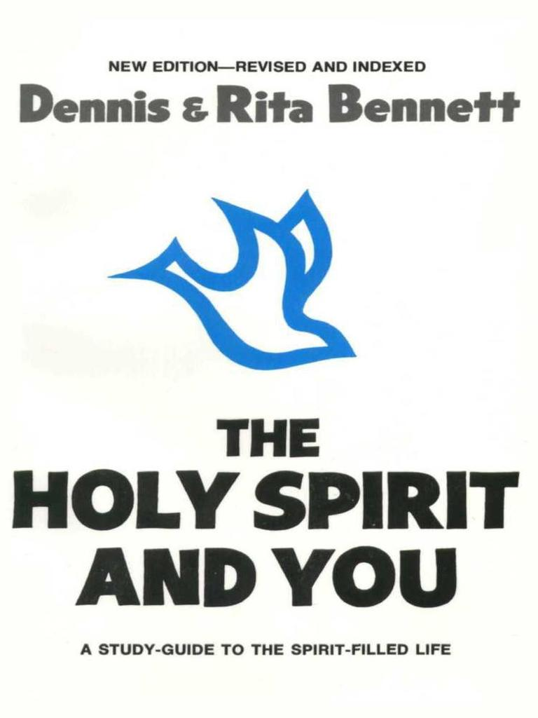 Workbooks spiritual gifts workbook : The Holy Spirit and You_ a Study Guide t - Dennis Bennett ...