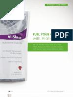 ViSalus Vi-Shape Shake Information
