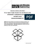 GM Packaging Standards and Guidelines Dec/2011