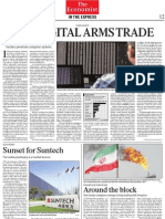 The Digital Arms Trade-A must read Article