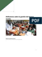 Cartilla Orientaciones Tiempo Escolar- Imprimir