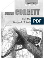 The Man-Eating Leopard of Rudraprayag 1947
