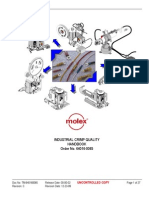 Industrial Crimp Quality Handbook