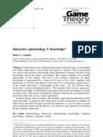 Economy.interactive Epistemology1