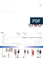 Export CREO Catalogue 2013
