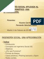 LA Ingeniería SOCIAL APLICADA AL DELITO INFORMÁTICO ..