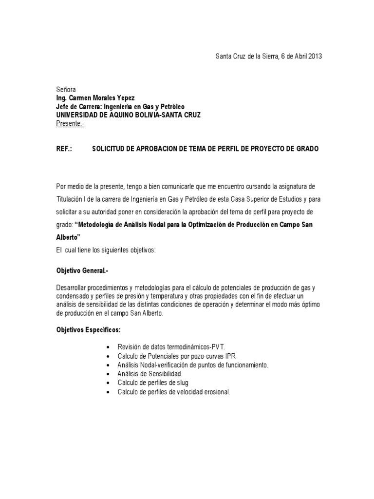 Carta de Solicitud de Aprobacion Tesis