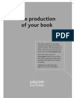Production of Book