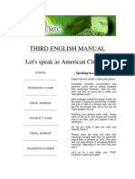 Third English Manual (1)