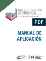 Manual de Aplicación IGP