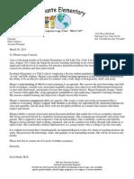 letter of recommendation scott