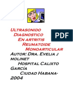 Ultrasonido de Rodilla Habana