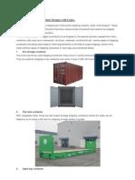 Containeraisation