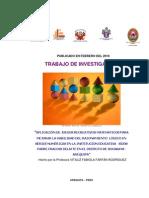 Vitaliz Farfan Rodriguez, Aplicacion de Juegos Recreativos Matematicos (Publicado en Febrero Del