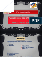 Planeación Educativa II Scribb