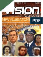 CNY Vision Week of April 11 - 17, 2013