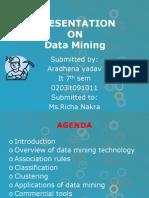 Data Mining Concepts 15061