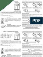Torneira Perflex Manual