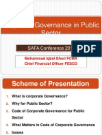 Corporate Governance SAFA Conference 10 Nov Final
