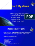 Satellite Systems Group 8