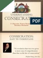 Understanding Consecration - Part 1
