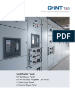 CHiNT - MVLV Switchgear