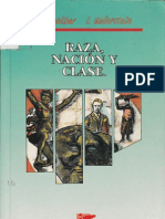 Balibar, Etienne - Wallerstein, Immanuel - Raza Nacion y Clase
