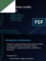 Derivatives Under Shariah