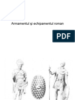 Armamentul Echipamentul Roman