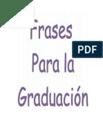 58780338 Frases Para Graduacion[1]