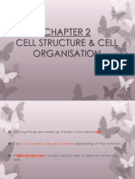Chapter 2 - Cell Structure and Cell Organization