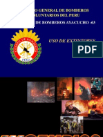 Fire Presentation 1