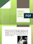 Unidad 3 Comprensión y análisis