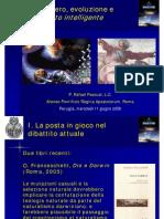 0. Pascual Evoluzione Progetto Intelligente Giu 08