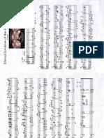Eternal Sunshine Theme Sheet Music