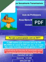 Aula de DST