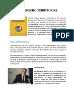 Derecho Territorial1111