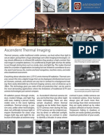 White paper on how Thermal IR Infrared Imaging works, its use and applications for Security, Surveillance, marine Navigation and night vision.    This white paper explains the advantages and drawbacks of thermal imaging and what the best applications for thermal imaging are. Topics CoveredWhat is Thermal ImagingWhy ThermalAdvantages of Thermal Draw backs to ThermalApplications for thermal Cooled Thermal camerasUncooled thermal camerasDetectors, VOX, FPA, INSB, MTC QUIPResolution, 320x240, 640x480 HDManufactures