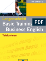 Basic Training Business English - Telefonieren