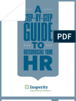 A Step-By-Step Guide to Outsourcing Your HR