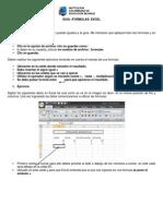 Guia de Formulas Excel