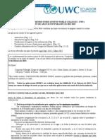 Aplicacion Colegios Del Mundo Unido Ecuador 2013-2015